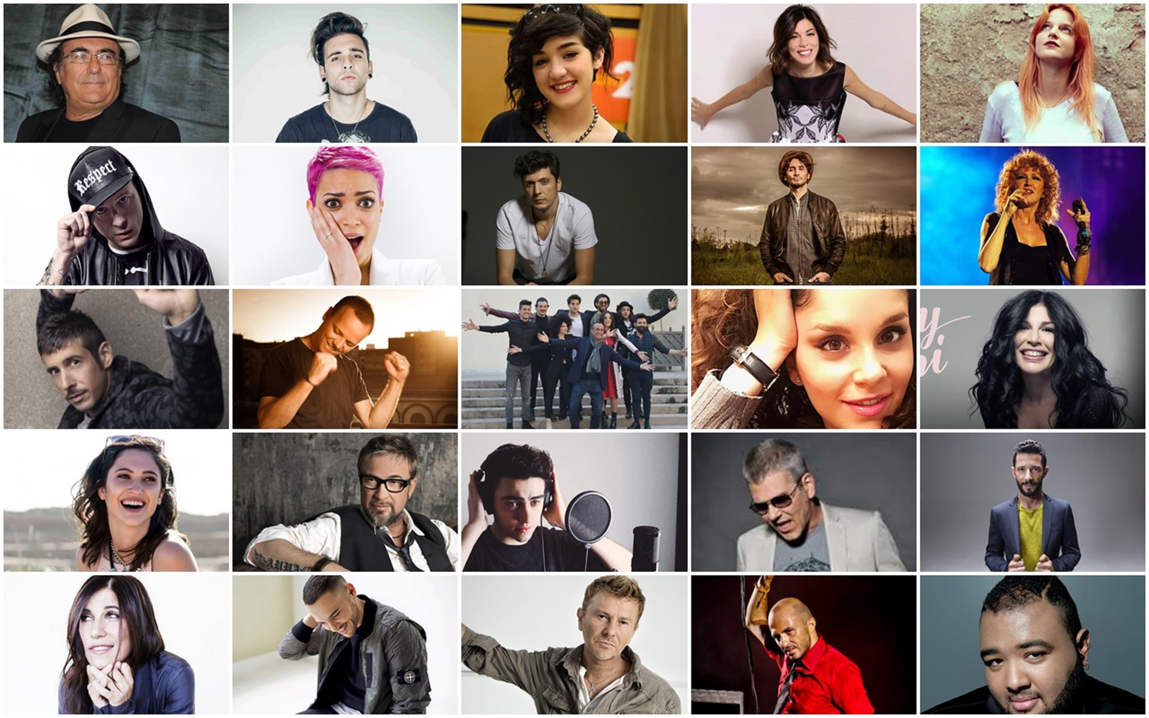 Il Festival di Sanremo dal 7 all'11 febbraio