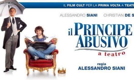 """""""Il Principe abusivo"""" in scena a Sanremo"""