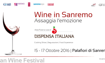 Wine in Sanremo: eccellenze vinicole e non solo dal 15 ottobre al Palafiori