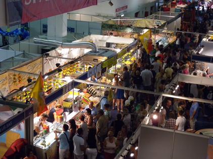 La fiera dell'artigianato internazionale si terrà al mercato dei fiori in valle armea fino a domenica 24 agosto