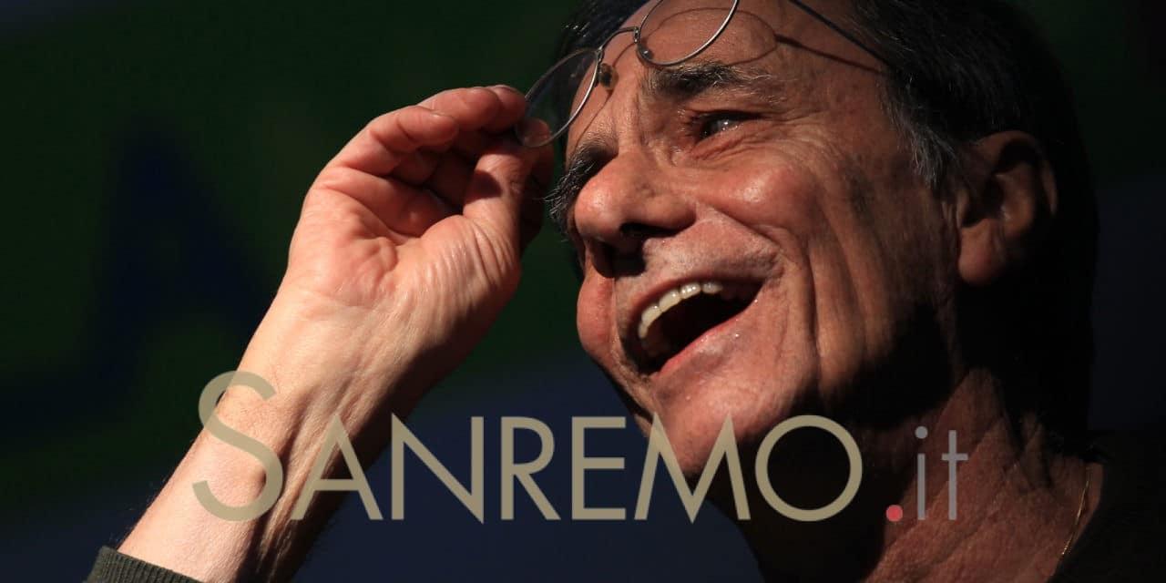 """Roberto Vecchioni per una """"chiacchierata"""" a Sanremo"""