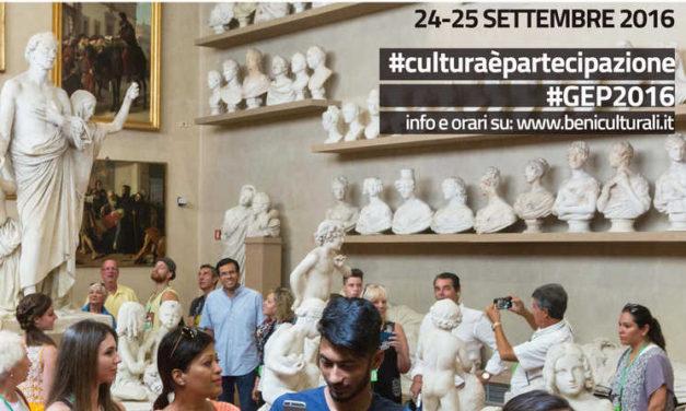 Arrivano le Giornate Europee del Patrimonio
