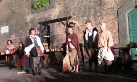 Taggia fa un viaggio nel tempo con i festeggiamenti di San Benedetto