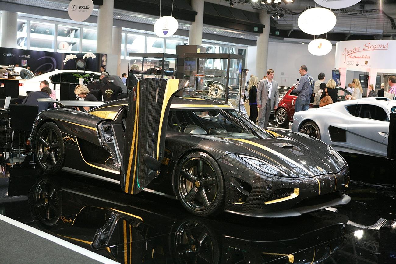 Top Marques Monaco è iniziata come esperimento 11 anni fa e da allora si è evoluta in una delle più prestigiose vetrine dell'automobile di lusso. Le migliori tecnologie, top performance…