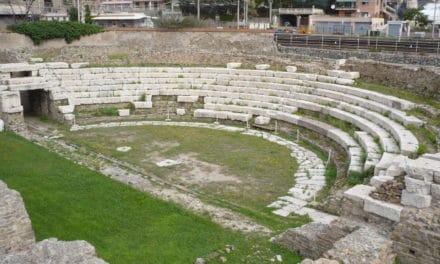 Albintimilium, il teatro romano di Ventimiglia