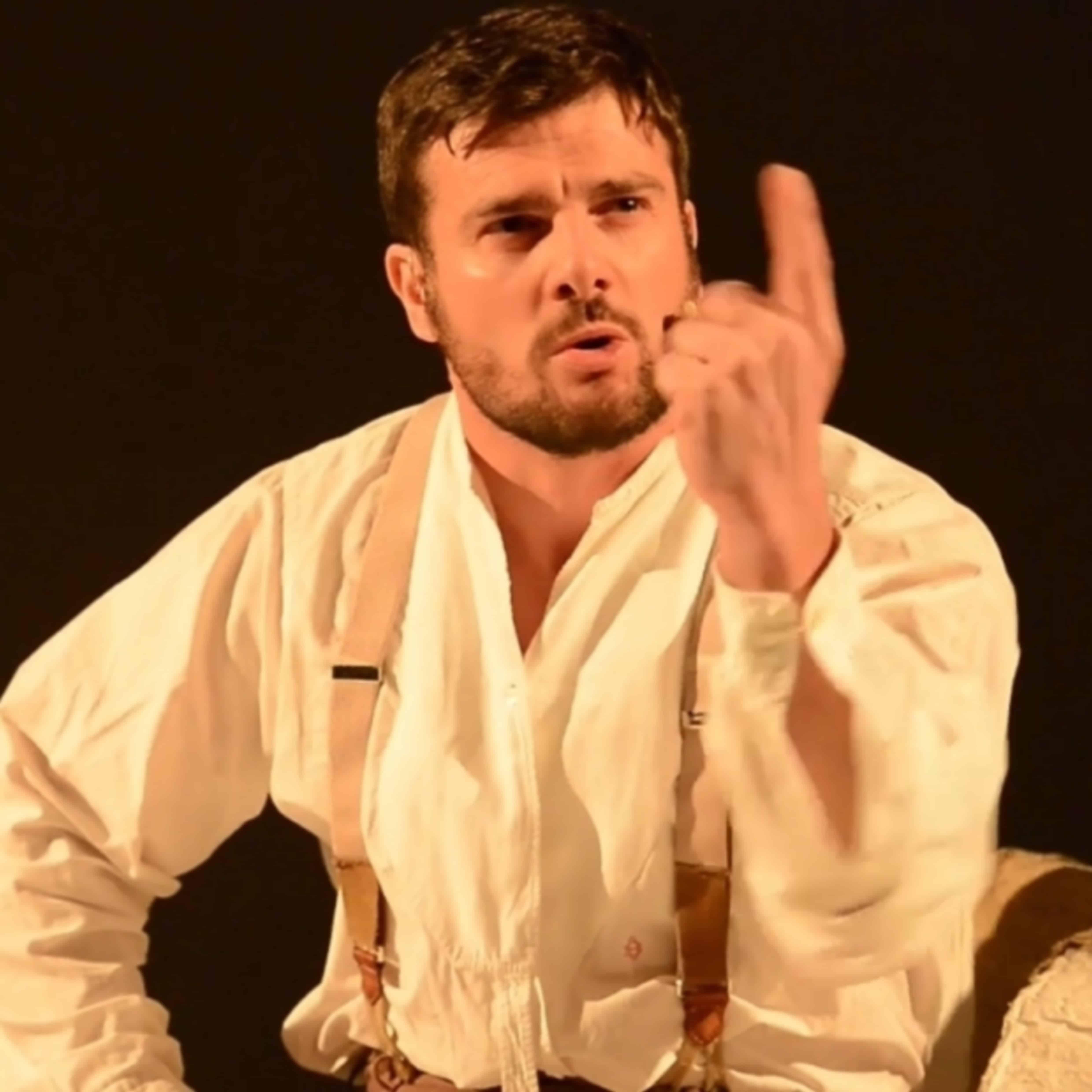 Lo spettacolo teatrale a Ventimiglia da un testo di Enzo Barnabà