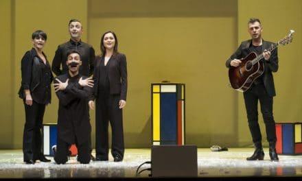 A Ventimiglia l'irriverenza musicale degli Oblivion