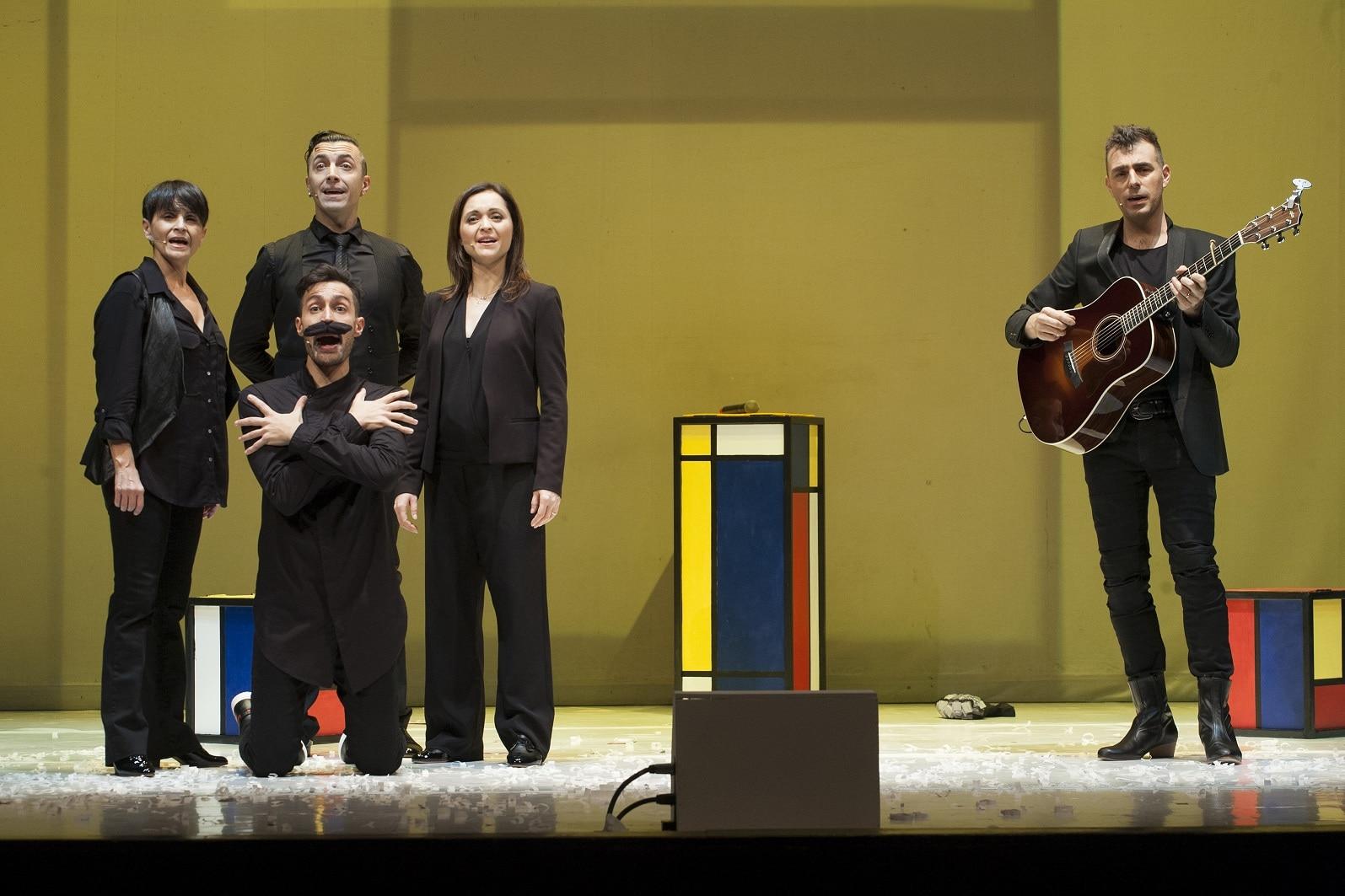 """Saranno gli Oblivion, gruppo vocale divenuto celebre attraverso il web a calcare la scena di """"Ventimiglia a Teatro"""" per il secondo appuntamento della ricca stagione in corso. Melodia e umorismo…"""