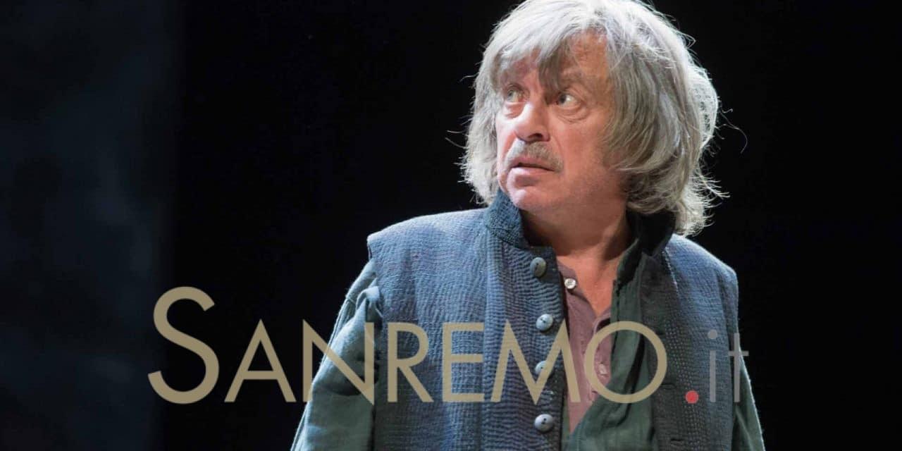 Il teatro comico di Paolo Rossi a Ventimiglia