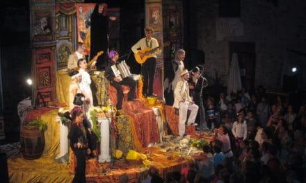 Ad Apricale si rinnova la magia del Teatro della Tosse