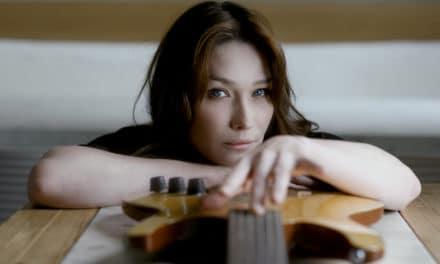 Concert de Carla Bruni au Palais des Festivals a Cannes le 14 février