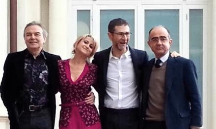 """Fabio Fazio e Luciana Littizzetto svelano le carte del 64° Festival di Sanremo: """"La bellezza filo conduttore"""""""