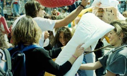 Sanremo, La Battaglia dei Cuscini