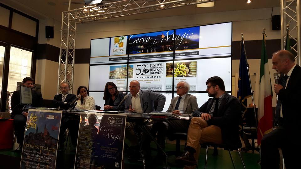 Nel borgo ligure il 9 luglio anche il vincitore del prestigioso premio letterario