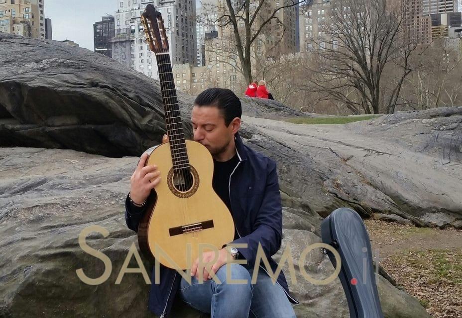 Diego Campagna e il Festival Chitarristico Internazionale di Sanremo