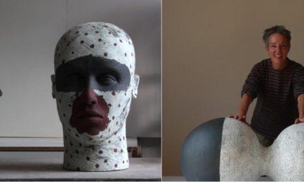 """Overlaps"" le sculture di Daphne Corregan al Musée Jean Cocteau"
