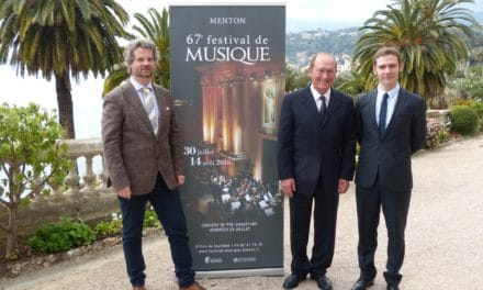 Grande musica classica al 67° Festival de Musique de Menton