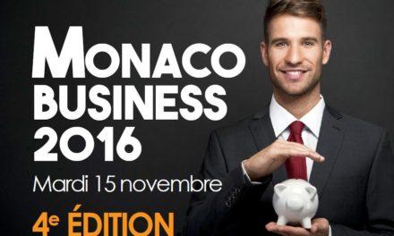 Monaco Business: quarta edizione il 15 novembre