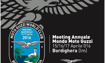 Meeting Moto Guzzi a Bordighera
