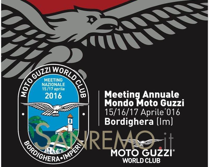 Meeting Moto Guzzi a Bordighera