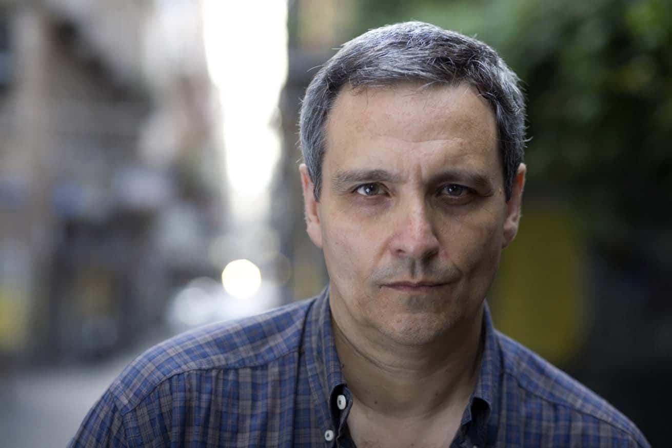 Il giallista napoletano il 26 novembre alla Società Ippica di Sanremo presenterà il suo nuovo romanzo
