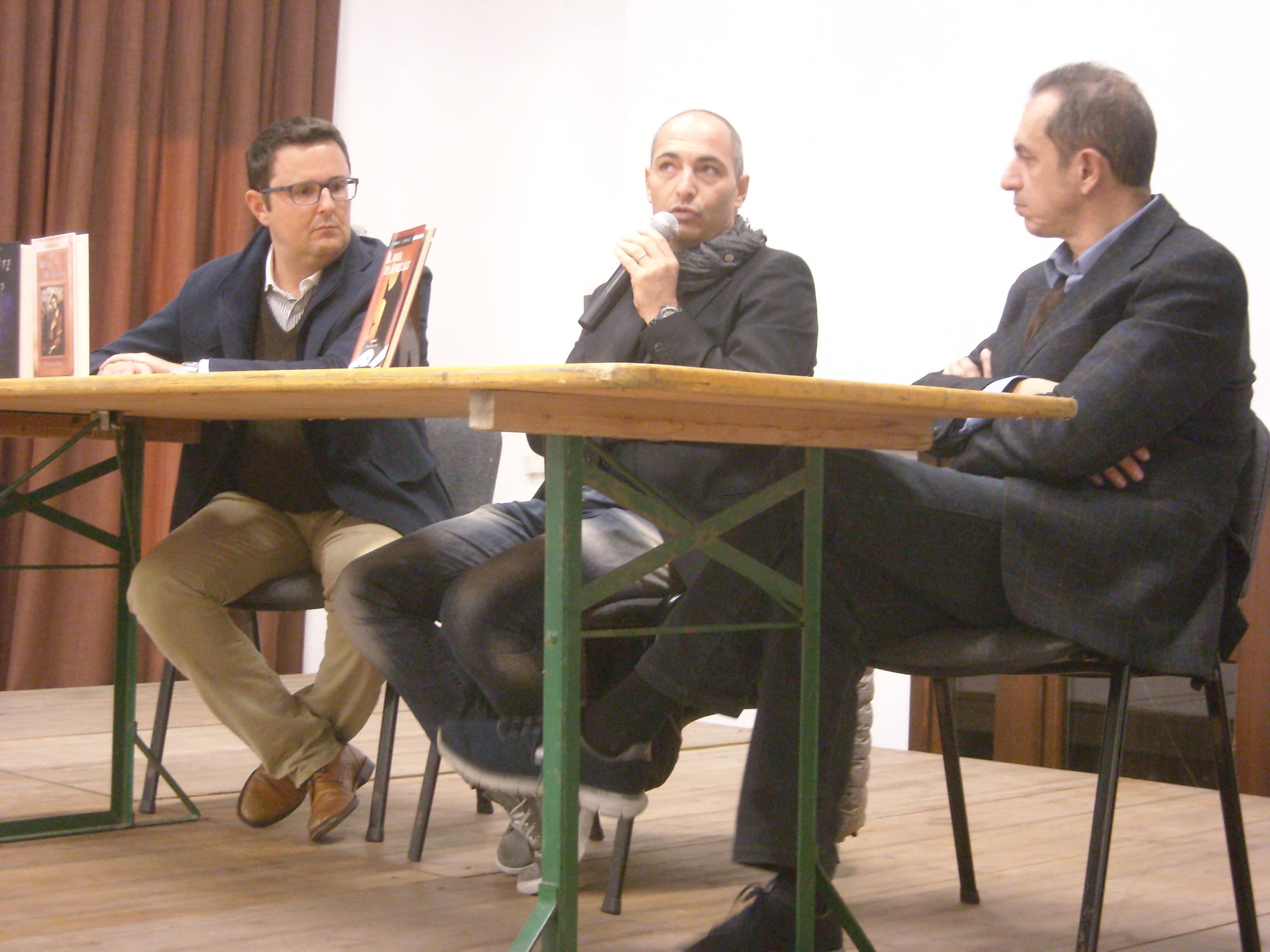 """Incontri letterari alla """"Piccola"""" fino al 12 dicembre con Restelli, Colt, Trapani-Beschi, Gambarotta, Carassale e Cervone"""