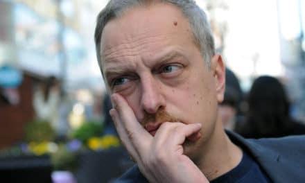 """Lo scrittore Antonio Scurati a """"Sa(n)remo Lettori"""""""