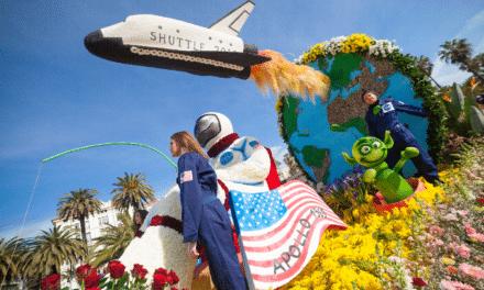 Sanremo in Fiore: Sanremo celebra i 60 anni della televisione sui carri fioriti