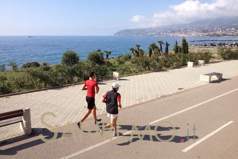 Sanremo corre la Half-Marathon