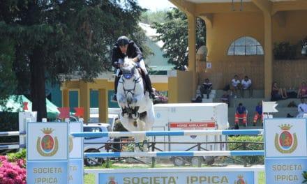 Concorsi internazionali di salto ostacoli al campo ippico di Sanremo