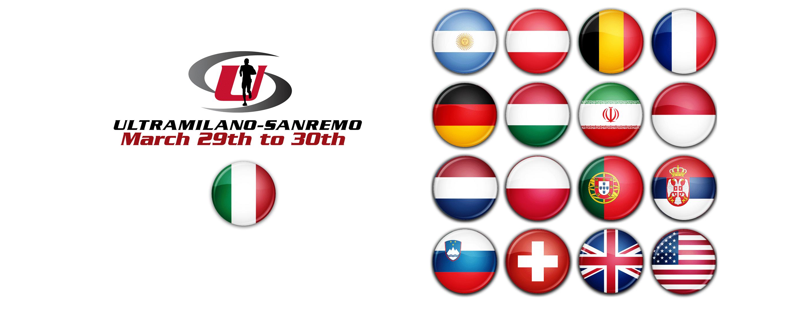 A partire dal 29 e 30 marzo 2014, con la Prima Edizione della UltraMilano-Sanremo, il mondo della ultramaratona si arricchirà di un inedito e importantissimo capitolo.