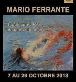 Mario Ferrante approda a Monaco con le sue opere emozionali