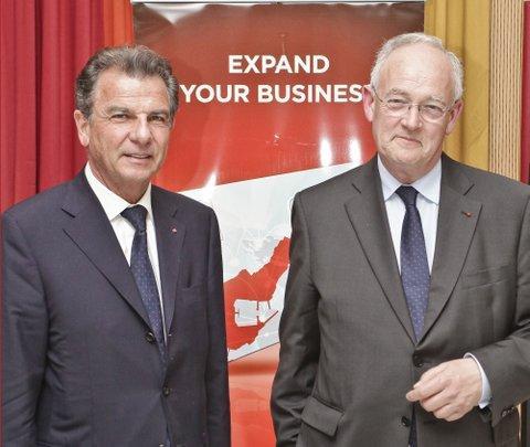 Dal 6 al 9 novembre la monegasca CDE – Chambre de Développement Economique – ha organizzato una missione economica ad Istambul. Con il sovrano monegasco, diretti dal presidente della CDE…