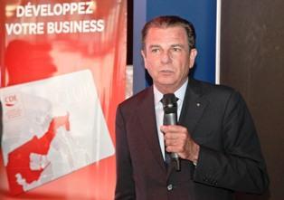 Un frizzante incontro tra imprenditori allo Stars'N'Bars di Monaco