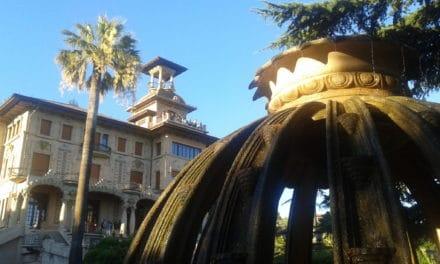 Visitare villa Grock, a Imperia