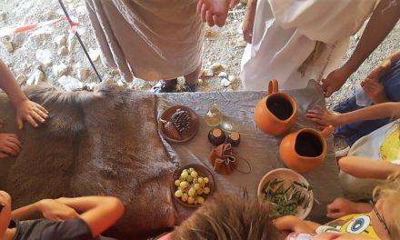 A San Bartolomeo il giovedì dell'archeologo