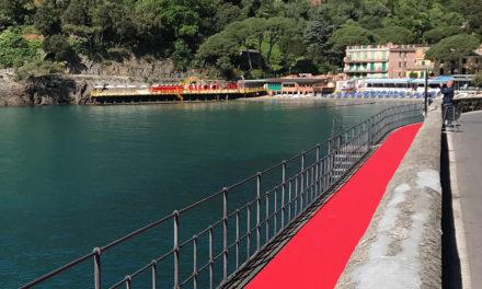 "Una Liguria da star con i ""red carpet"""