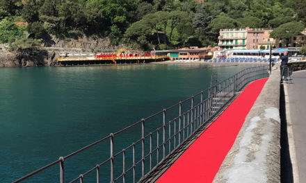 "Una Liguria da star con i ""red carpet"""