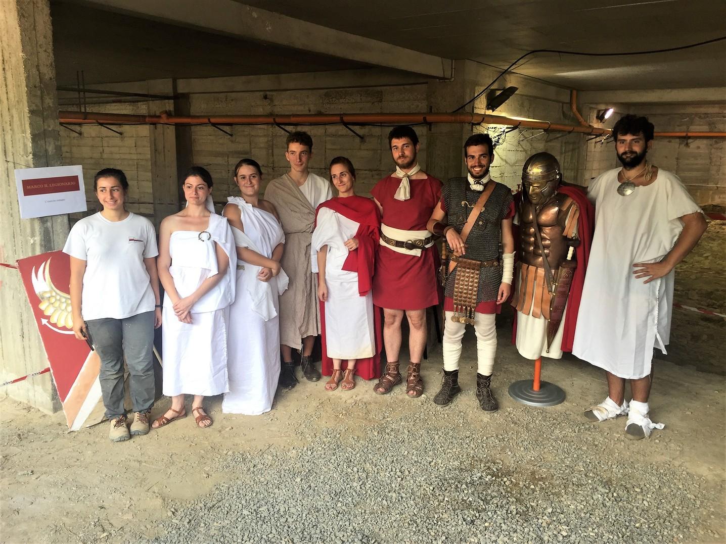 Dopo il successo della campagna di scavi, la proposta nata dalla collaborazione tra Comune, Sovrintendenza, Università e Associazione Etruria Nova