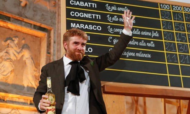 Premio Strega 2017: vince Paolo Cognetti, in arrivo a Cervo domenica 9 luglio