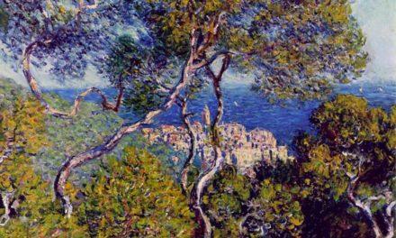 Monet tra Dolceacqua e Bordighera