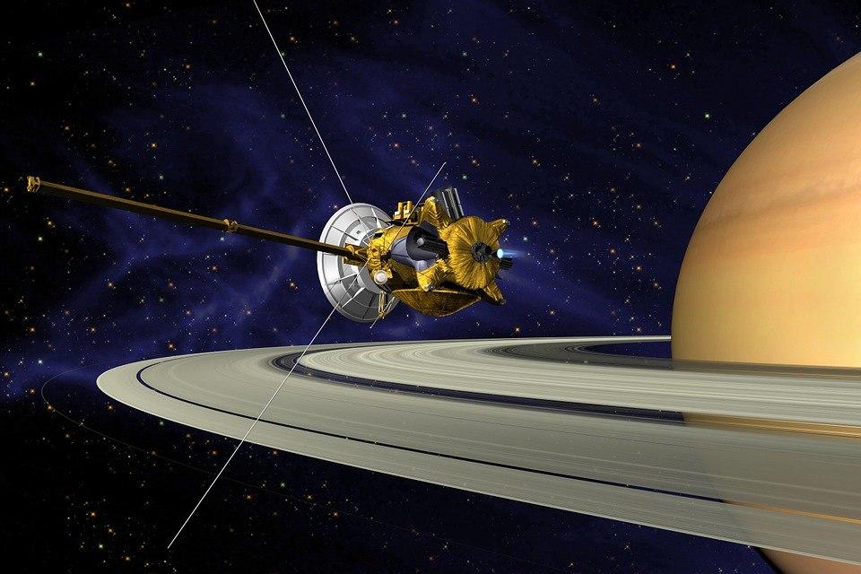 Giovedì 5 e venerdì 6 ottobre a Sanremo un convegno dedicato alla Missione Cassini