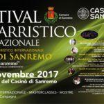 Dal 19 al 25 novembre a Sanremo il Festival chitarristico internazionale