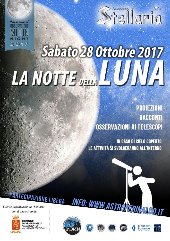 La notte della luna del 28 ottobre e altri appuntamenti con le osservazioni del cielo autunnale
