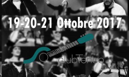 Premio Tenco: la grande canzone d'autore a Sanremo dal 19 al 21 ottobre