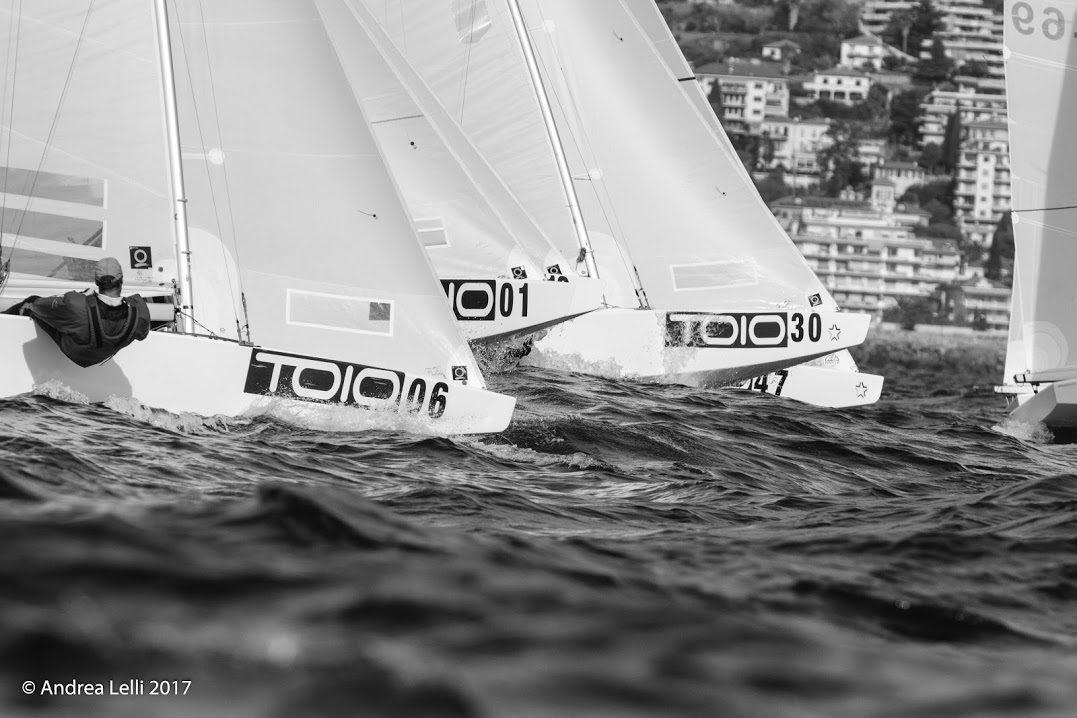 Concluse le regare dello Star European championship 2017 ospitato da Yacht Club Sanremo