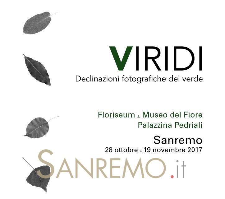 Viridi: le declinazioni fotografiche del verde al Museo del Fiore di Sanremo