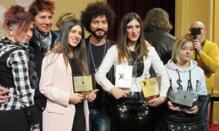 I vincitori di Area Sanremo 2017 e la premiazione al Casinò