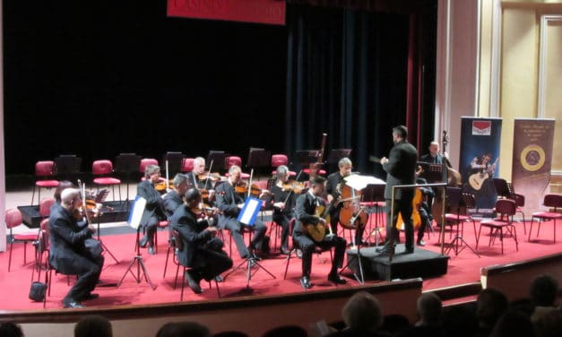 Festival Chitarristico: oggi arriva Andrew York