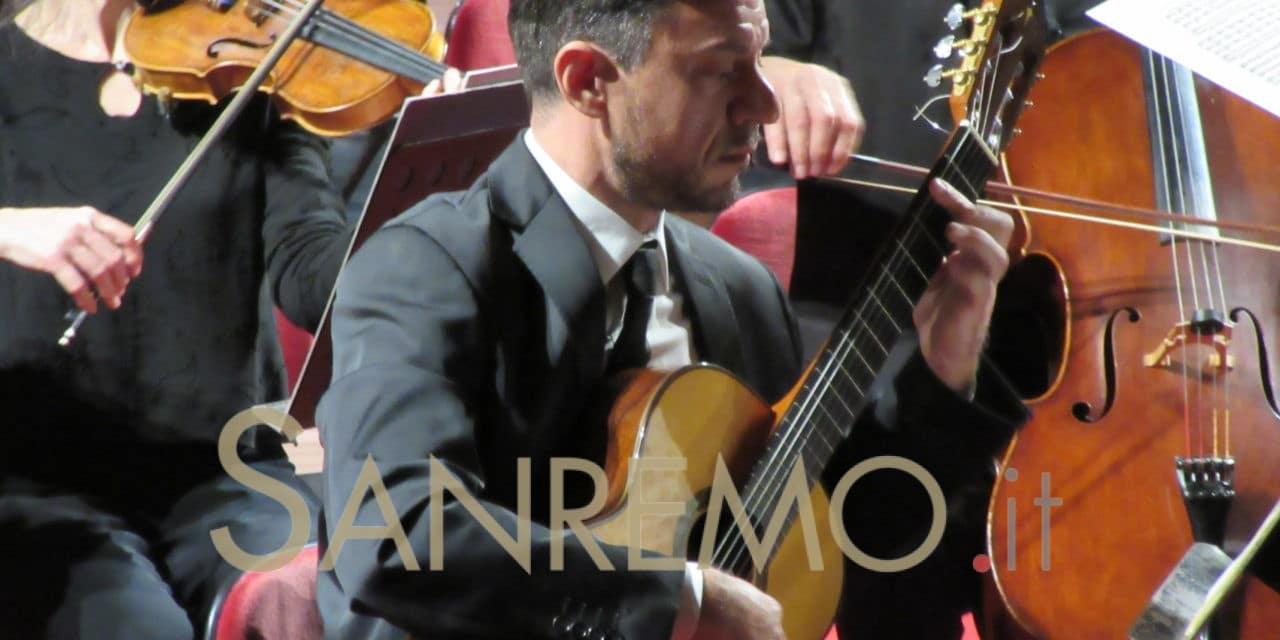 Festival Chitarristico Internazionale di Sanremo, intervista al direttore artistico Diego Campagna